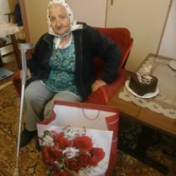 Etela Mašurová 90 rokov