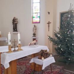 Kostol - Vianoce